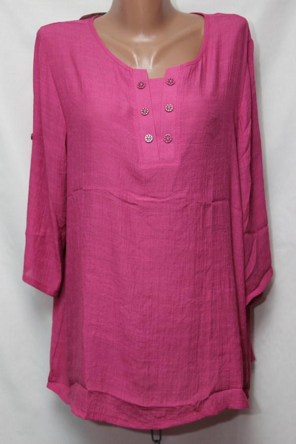Блуза женская БАТАЛ оптом 18021410 226