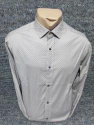 Рубашки мужские PLENTI оптом 84029157 03-10