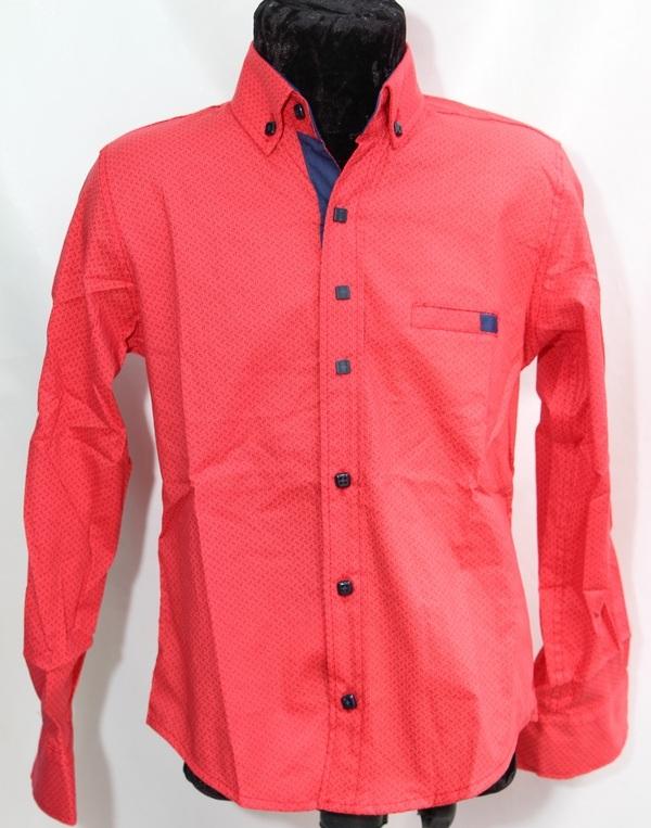 Рубашки подростковые  оптом 17634820 6445-156