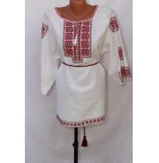 Вышитое платье женское оптом 1307782 020