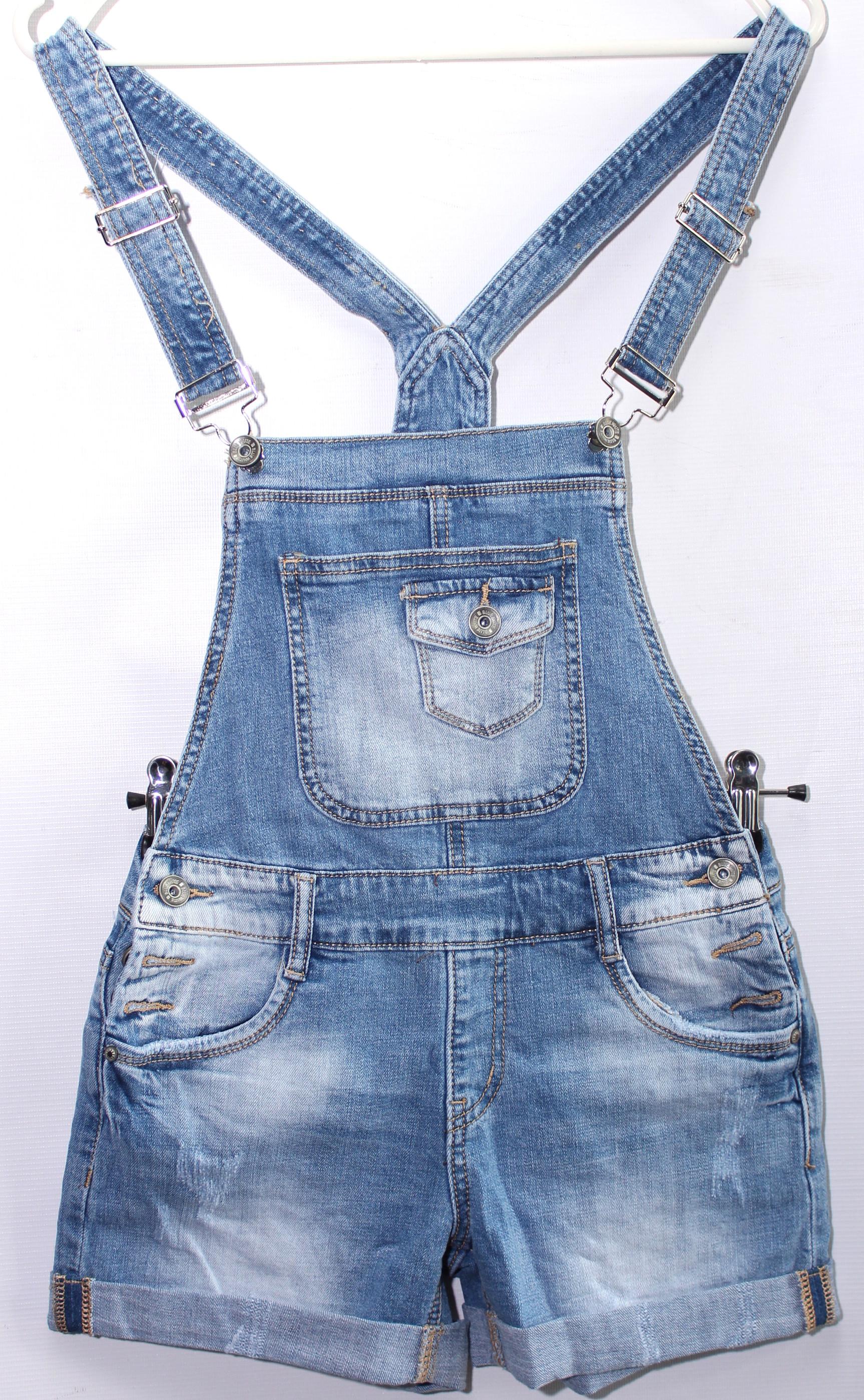 Комбинезоны джинсовые женские ZJY  оптом 50179864 068-36