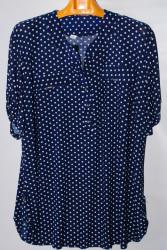 Блузки женские БАТАЛ оптом 37489150 04-10