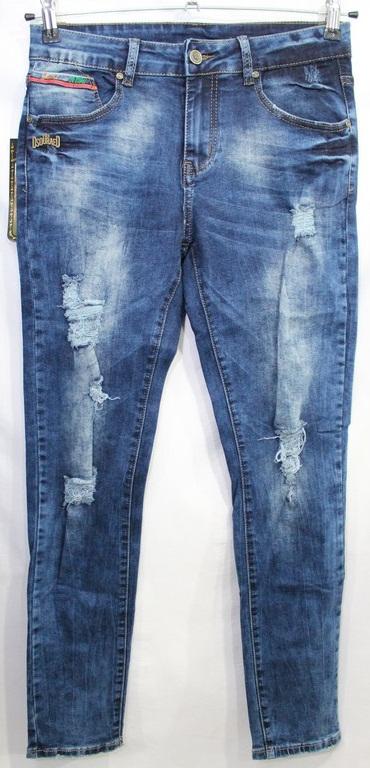 Джинсы женские New Jeans оптом 18072369 8325