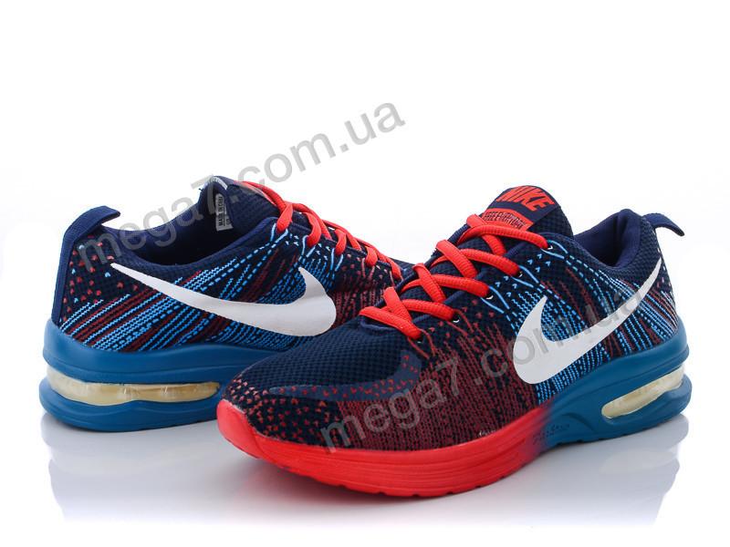 Кроссовки, Class Shoes оптом ANК 41 сине-красный