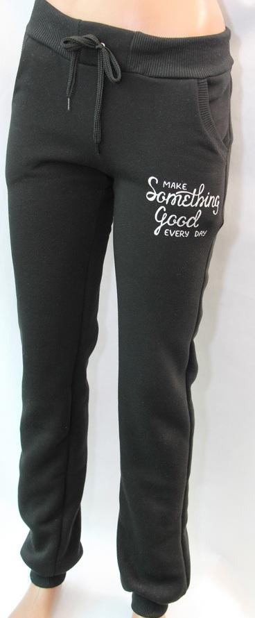 Спортивные штаны женские оптом  1109983 163-68