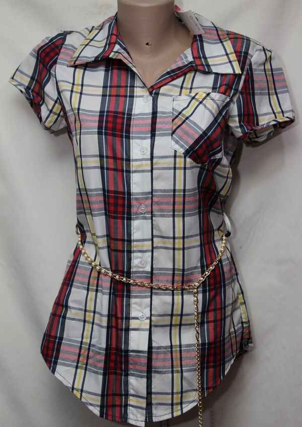 Рубашка женская оптом 18021410 249