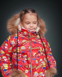 Костюмы детские зимние оптом 93502876 006-1
