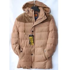 Куртка мужская зимняя оптом Китай 2909223 E74-1