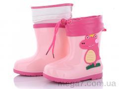 Резиновая обувь, Class Shoes оптом HMY208 pink
