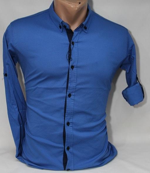 Рубашки подростковые Турция оптом  26084721 003-19