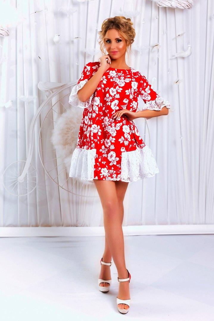 Платья женские оптом 63917452 104-1