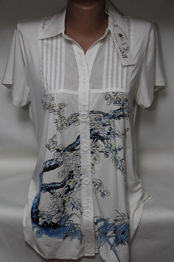 Блузы женские оптом 09781246 266-2