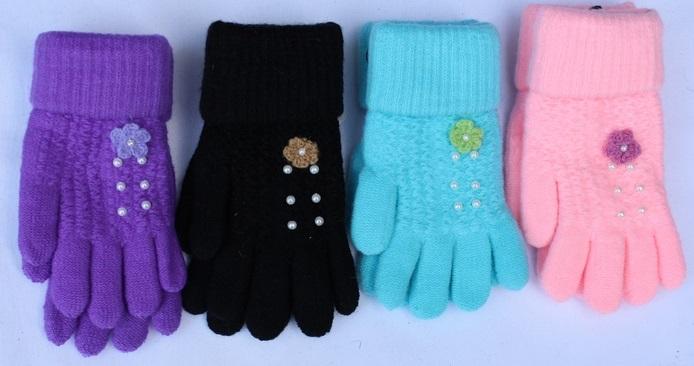Перчатки детские оптом 38052967 5516-1