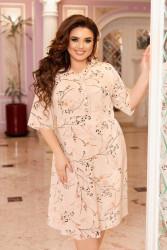 Платья женские БАТАЛ оптом 49087362 19 -19