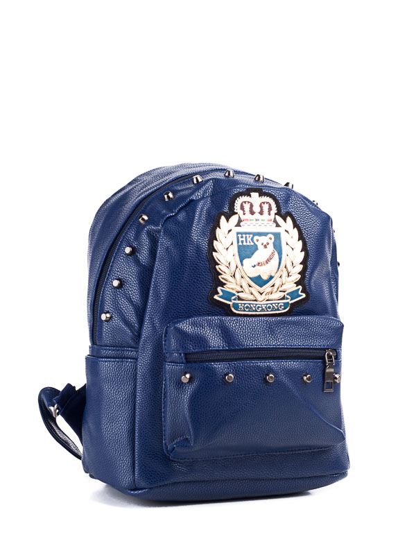 Рюкзаки LITTLE PIGEON blue оптом 24071597 B-109-21