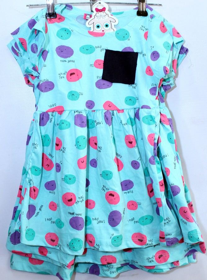 Платья детские оптом 27698035 1-8