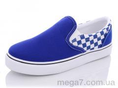 Слипоны, Jibukang оптом 222 blue