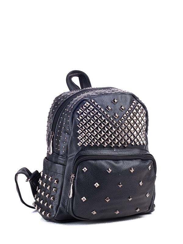 Рюкзаки LITTLE PIGEON black оптом 24071597 B-030-1 -1