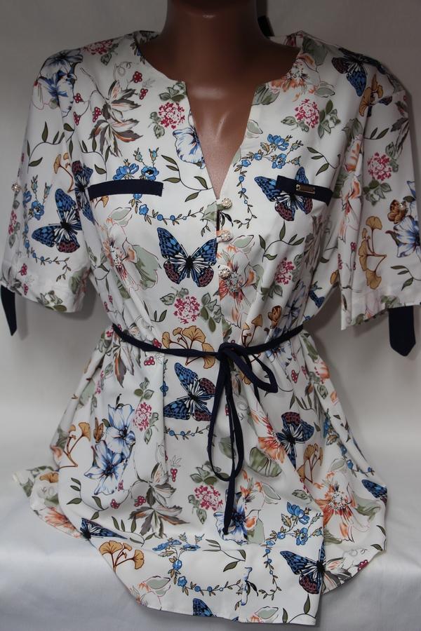 Блуза женская  оптом   11054904 9568-3
