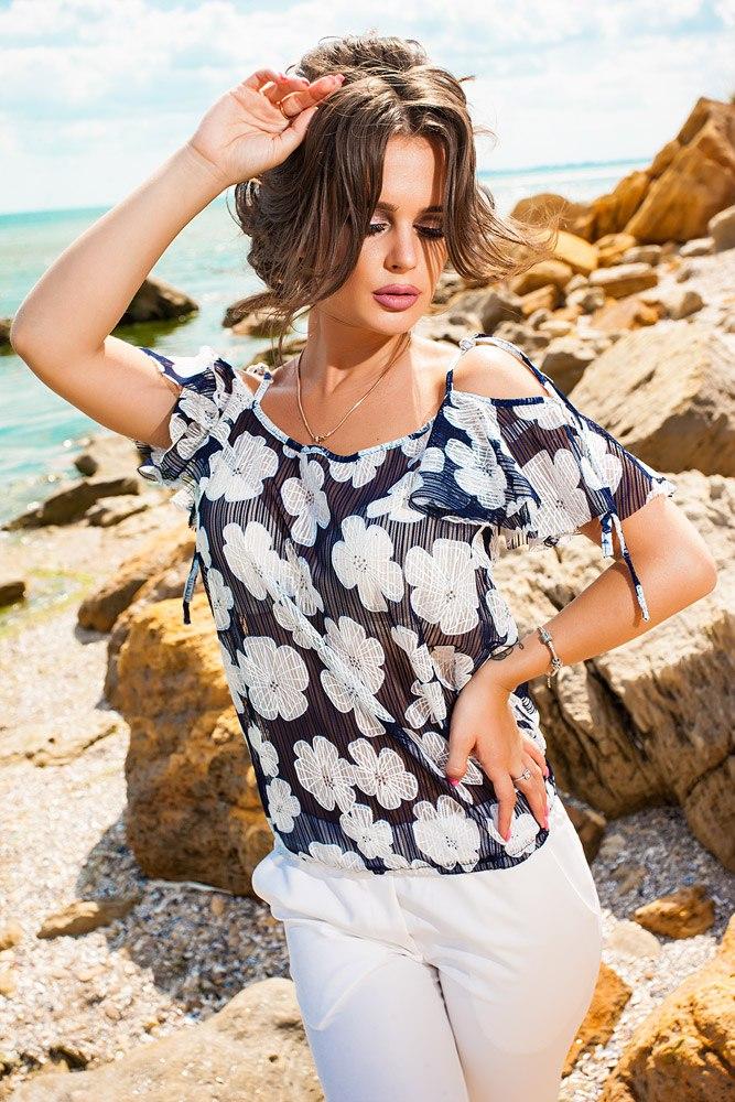 Блузы женские оптом 35061794 485-40