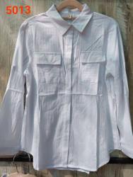Рубашки женские оптом 07912583 5013-1