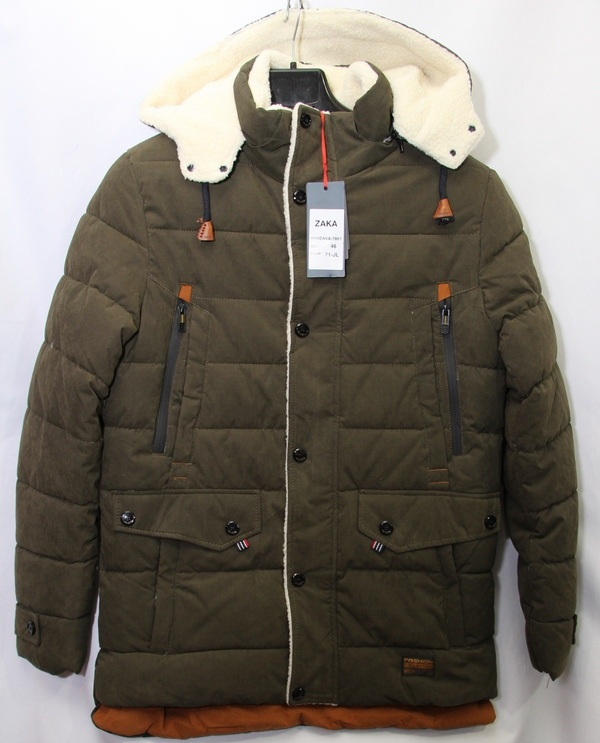 Куртки мужские ZAKA оптом 85264907 7801-71