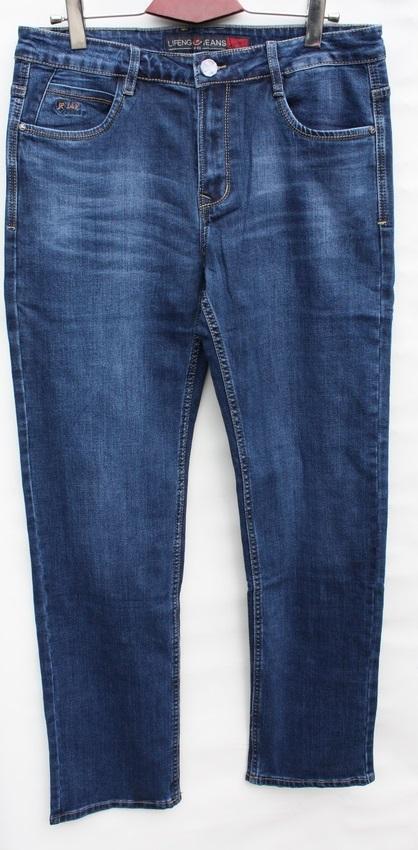 Джинсы мужские LI Feng Jeans оптом 83792405 7526
