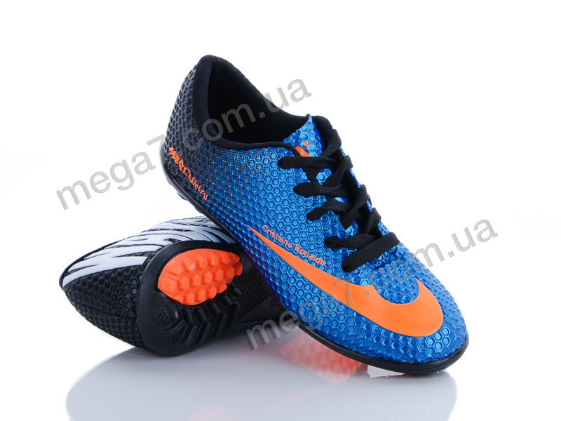 Футбольная обувь, Walked оптом 151 Walked 101 mavi-turuncu h.s f