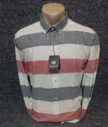 Рубашки мужские оптом 13962480 01-4