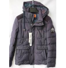 Куртка мужская зимняя оптом Китай 2909223 E68-1