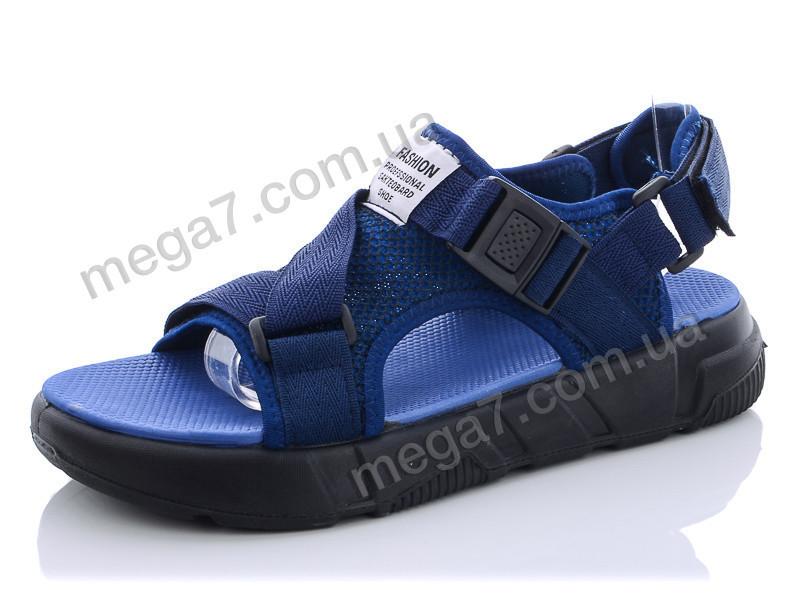 Сандалии, Baolikang оптом 6801 blue