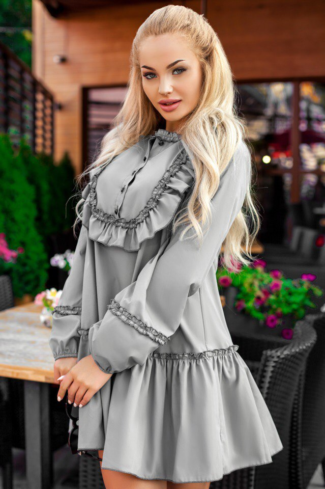 Платья женские оптом 59742136 1107-2