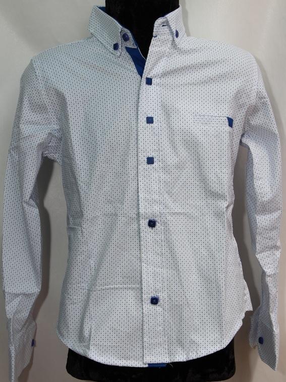 Рубашки подростковые  оптом 15784396 6445-155