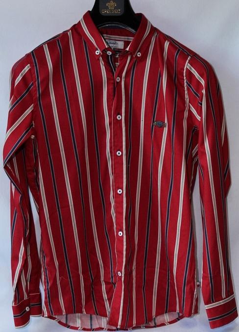 Рубашки мужские оптом 15104457 7639-18