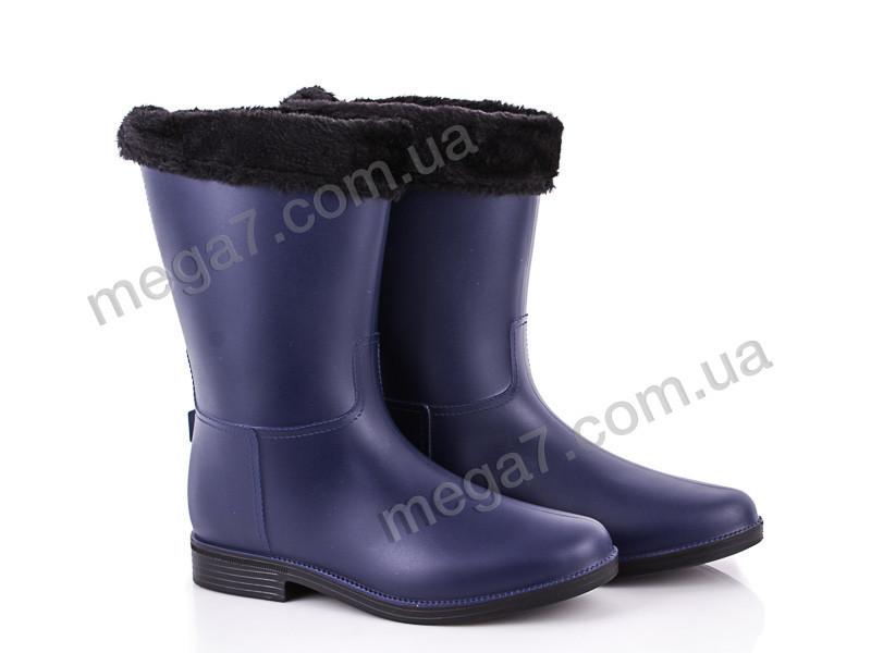 Резиновая обувь, Class Shoes оптом 608Y синий