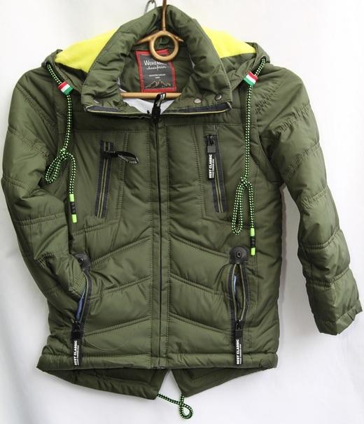 Куртки детские оптом 1109833 0006-22