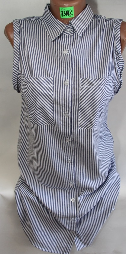 Рубашки женские Турция оптом 40761325 6-107