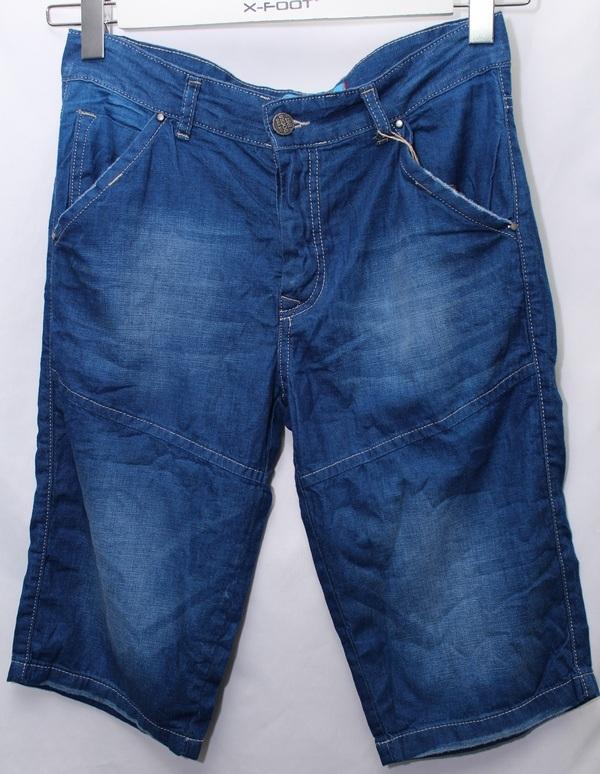 Шорты мужские джинсовые Турция оптом 04061819 4615