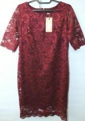 Платья женские SELTA БАТАЛ оптом 19065384 864-50-32