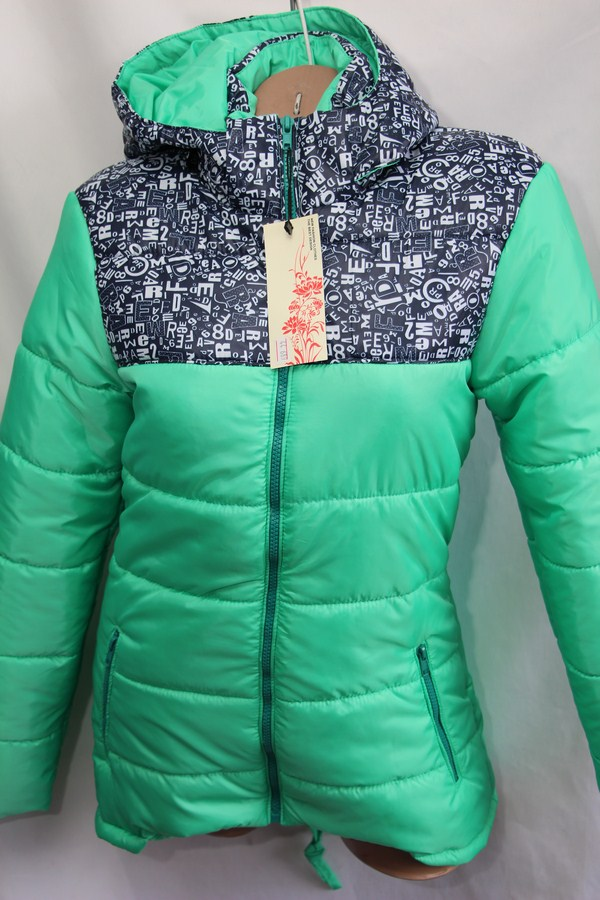 Куртки  женские оптом 1903286 5598-2