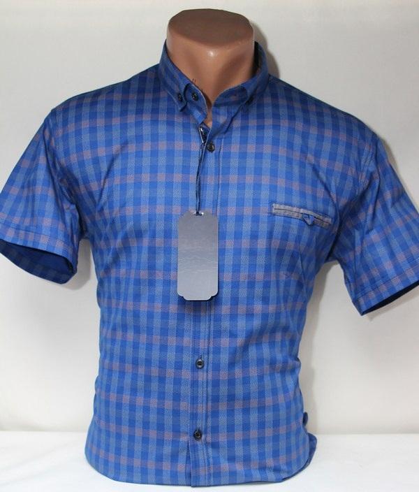 Рубашки мужские оптом 25044471 5053-4