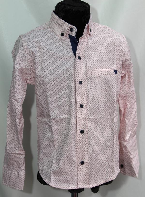 Рубашки подростковые  оптом 97840615 6445-161