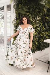 Платья женские БАТАЛ оптом 28450673  1067-3