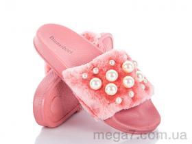 Шлепки, Diana оптом HM001 pink АКЦИЯ