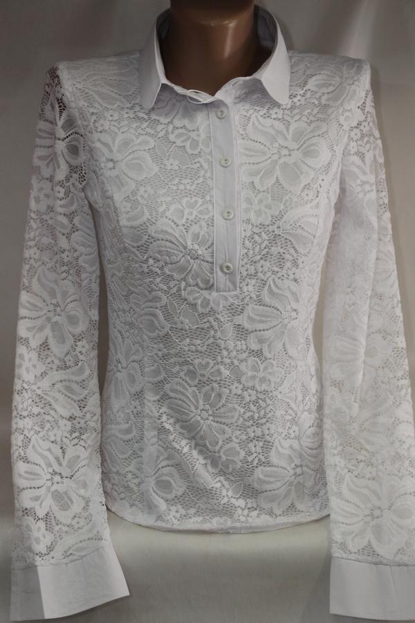 Рубашки женские оптом 05083030 102-1