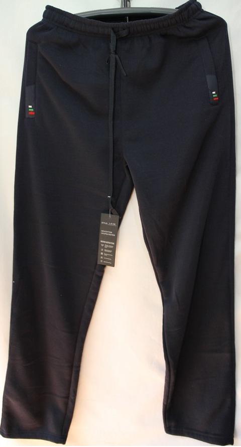 Спортивные штаны мужские Батал оптом 74685903 3756-3