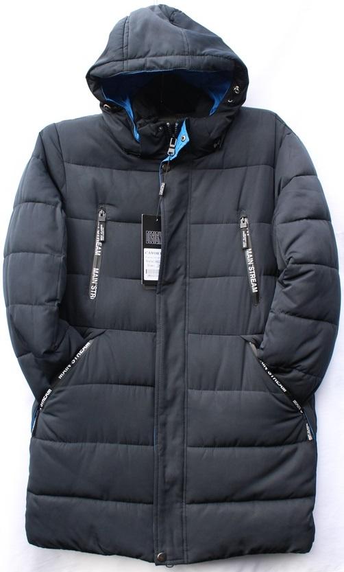 Куртки мужские зимние Cayori ПолуБатал оптом 13052849 6623-1