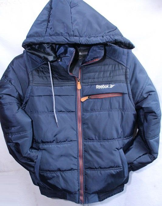 Куртки мужские  оптом 41098732 002-1