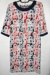 Платья женские Супер Батал оптом 12368905 708-1-81
