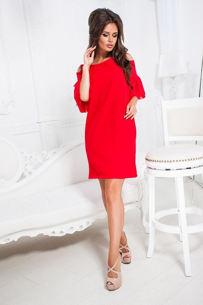 Платье женское оптом 43680795 535-9